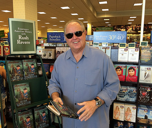 Rush Limbaugh I Have Advanced Lung Cancer