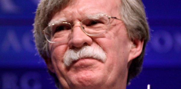 Bolton: Leak at last minute of impeachment campaign was publicity stunt