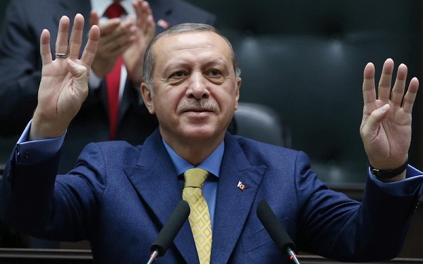 Kick Islamist Turkey and its strongman out of NATO